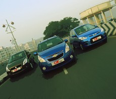 Freshly Hatched-Hyundai i10,Maruti Suzuk…