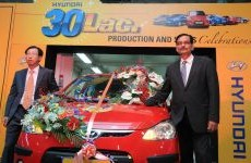 Hyundai cross the 30 lakh mark
