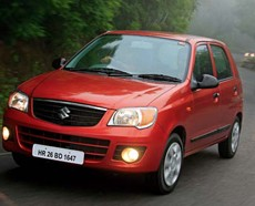 Growing up to a new class Maruti Suzuki Alto K10