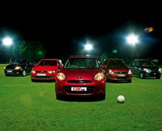 The World Cup of Small Cars Micra vs Rivals