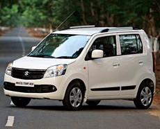 New Maruti Wagon R