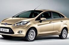 Re-generation Sixth-gen Fiesta India-bound