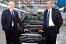 Mercedes-Benz touch 30,000 mark