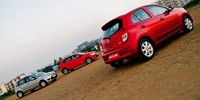 Three-way warfare – Micra Diesel vs Polo TDI vs Figo Diesel