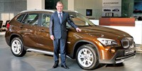 BMW X1 launched in India