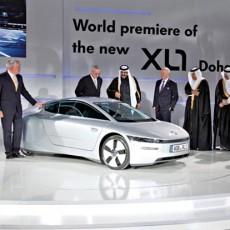 World's most fuel-efficient hybrid