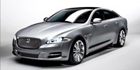 Jaguar launch super luxury car XJ-L in India