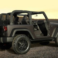 2014 Jeep Willys Wheeler Edition