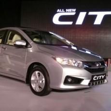 All-New Honda City Unveiled