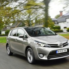 BMW diesel for new Toyota Verso