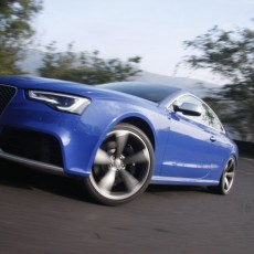 Audi RS 5 quattro: Rocket-ship Stage 5!