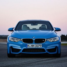 Mmm! The new BMW M3!