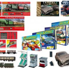 Funskool brings in Hornby and Scalextric