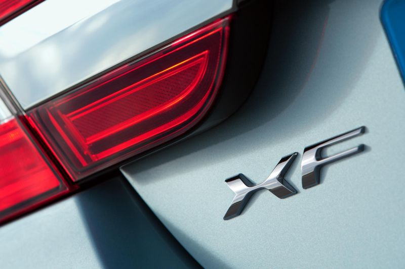 Jaguar XF India 1 web