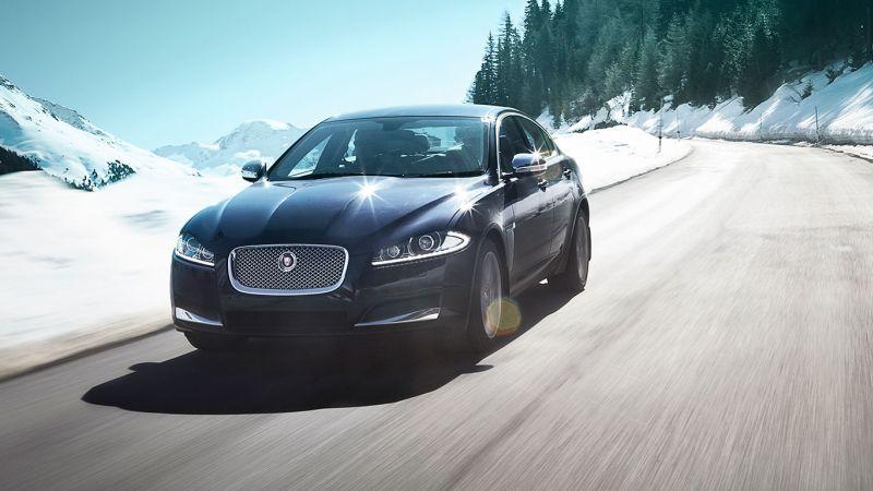 Jaguar XF India 3 web