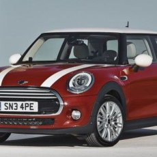 New MINI Cooper In Showrooms Soon