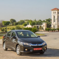 Honda City: Take Four