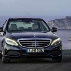 C-aptivating New Mercedes-Benz C-Class