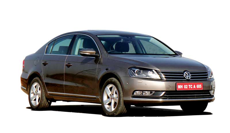 VW Passat 2013 phase out