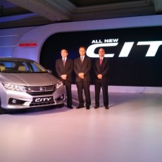New 2014 Honda City launch complete