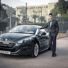 Peugeot sign Djokovic as brand ambassador
