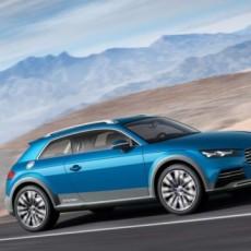 Audi Allroad Shooting Brake debuts at NAIAS