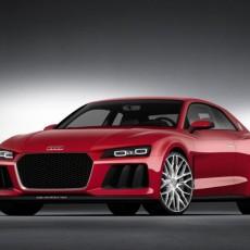 Laserlight: Audi Sport Quattro Concept