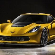 2015 Chevrolet Corvette Z06 revealed