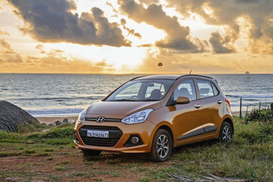 Grand i10 Car of the Year 2014