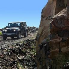 Dirt Dancing – The Jeep Wrangler