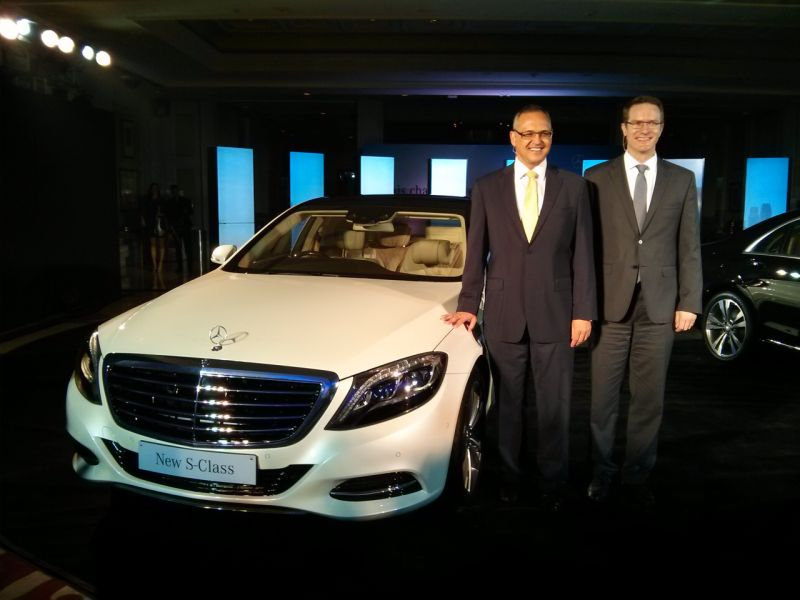 Mercedes-Benz S 500 India 2014 1 web
