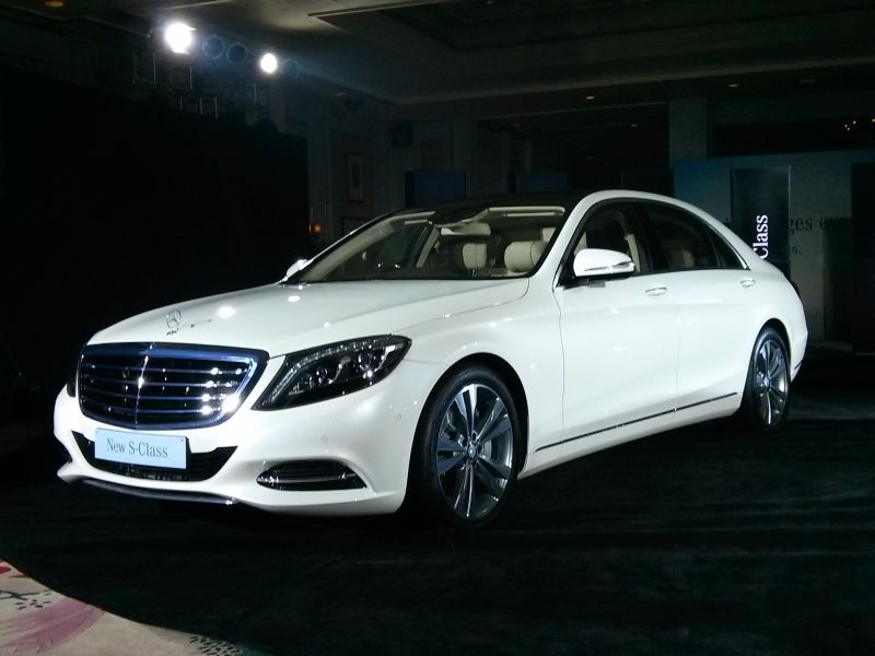 Mercedes-Benz S 500 India 2014 2 web