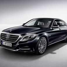 Mercedes-Benz S600 launched at NAIAS