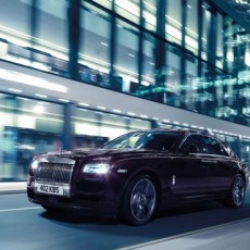 Exclusively Limited: Rolls-Royce Ghost V Specification