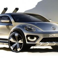 Volkswagen Beetle Dune Concept set for Detroit unveil