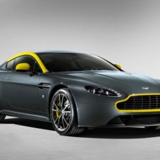 Two new Aston Martin variants set for the Geneva Motor Show