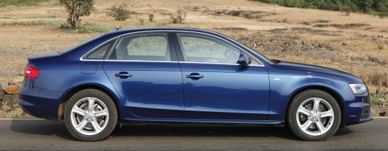 Audi A4 vs BMW 3 Series vs Mercedes C-class shootout 3 web
