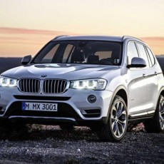 New BMW X3 debuts updated engines
