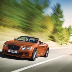 Bentley : New GT Speed and Flying Spur in Geneva