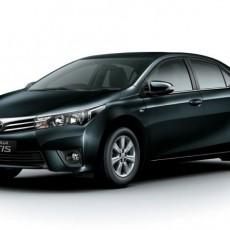 Auto Expo launch for new Toyota Corolla Altis