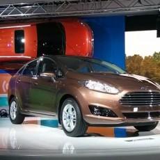 New Ford Fiesta breaks cover