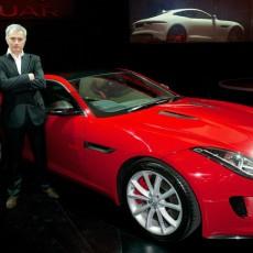 Chelsea boss Mourinho UK's first F-Type owner