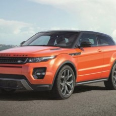 Range Rover Evoque goes 'Autobiography Dynamic'