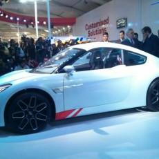 Mahindra goes electric at Auto Expo