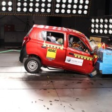 Indian Small Cars Fail Crash Tests