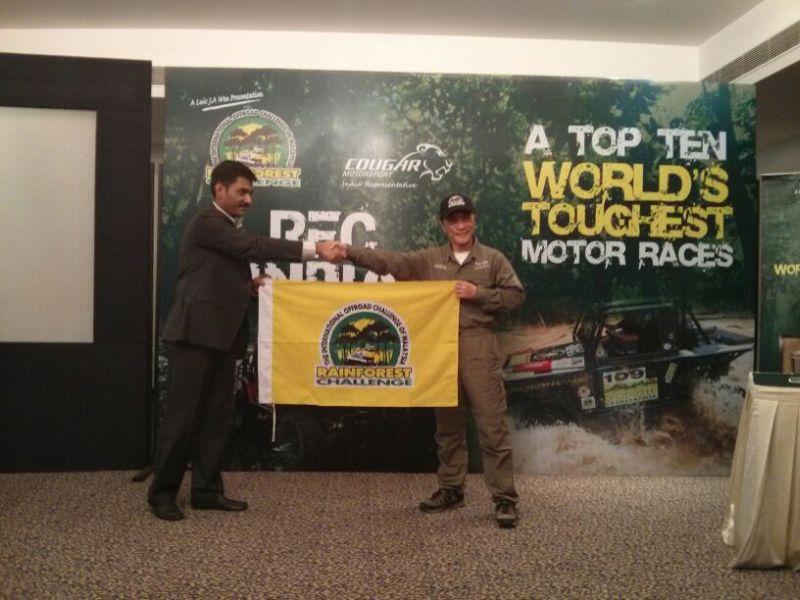 Rainforest challenge India 2014 2
