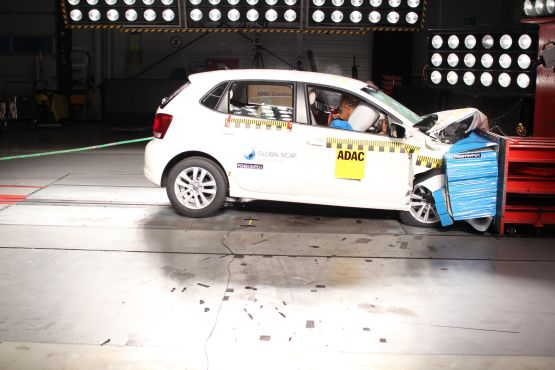 Volkswagen Polo x2 airbags Global NCAP web