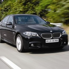 Oiled Slick – BMW 530d M Sport