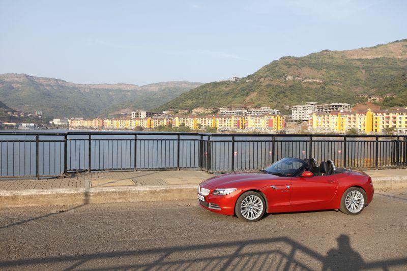 BMW Z4 sDrive 35i Road Test 2 web