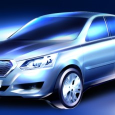 Datsun Sedan Unveiled